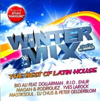 Winter Mix - The Best of Latin House CD - 11.80.8855