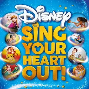 Sing Your Heart Out Disney CD - 005008741624