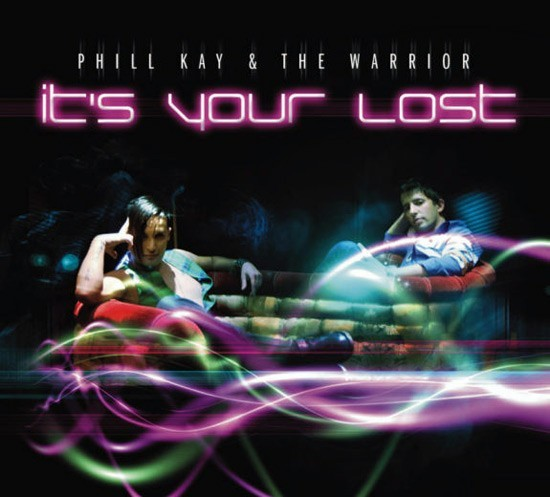 Phill Kay & The Warrior - It's Your Lost CD - 11.80.8899