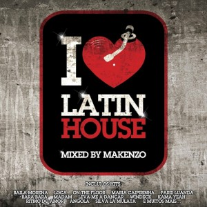 I Love Latin House CD - 11.80.9202
