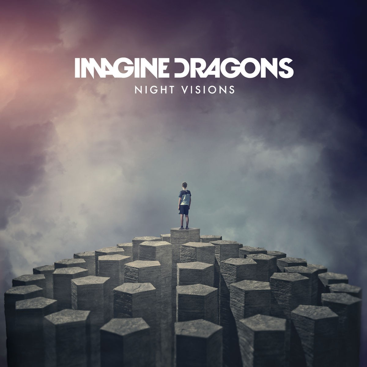 Imagine Dragons - Night Visions VINYL - 06025 3715890