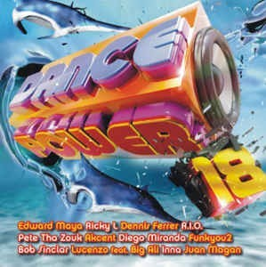 Dance Power 18 CD - 11.80.9136