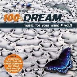 100% Dream - Music For Your Mind: Vol. 9 CD - 11.80.8694