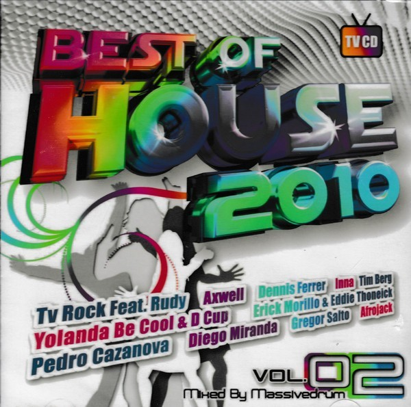 Best Of House 2010: Vol. 2 CD - 11.80.9147