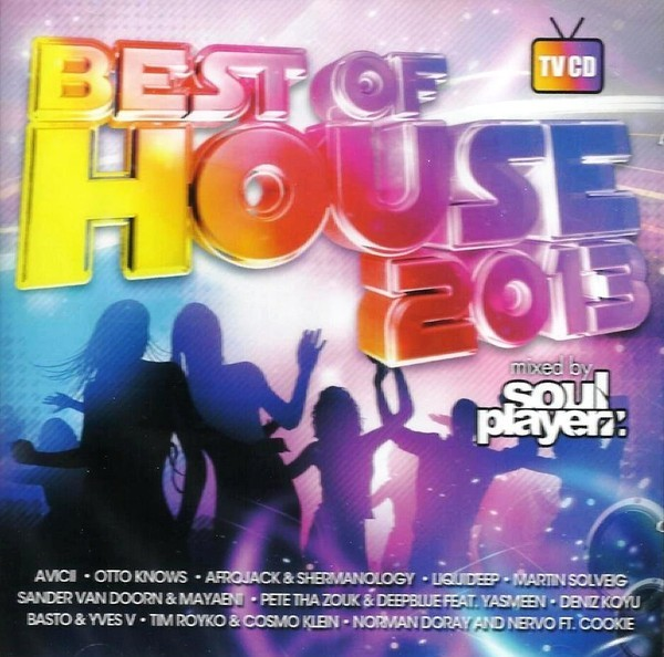 Best Of House 2013 CD - 11.80.9413