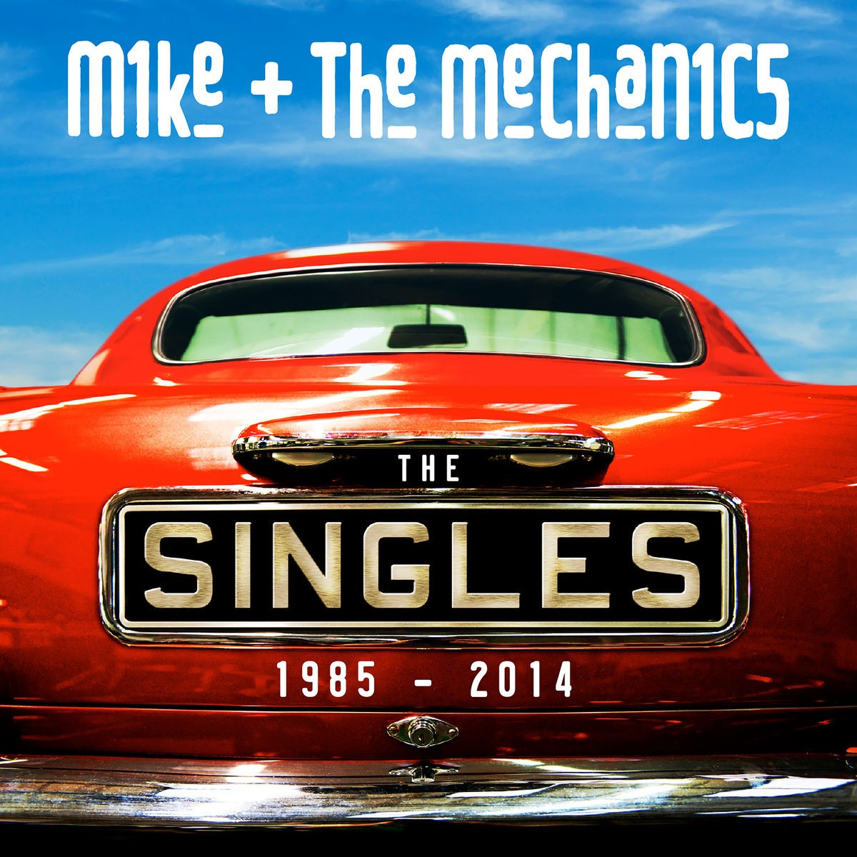Mike And The Mechanics - The Singles 1985-2014 CD - 5053826723