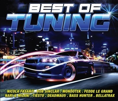 Best Of Tuning CD - 11.80.8762