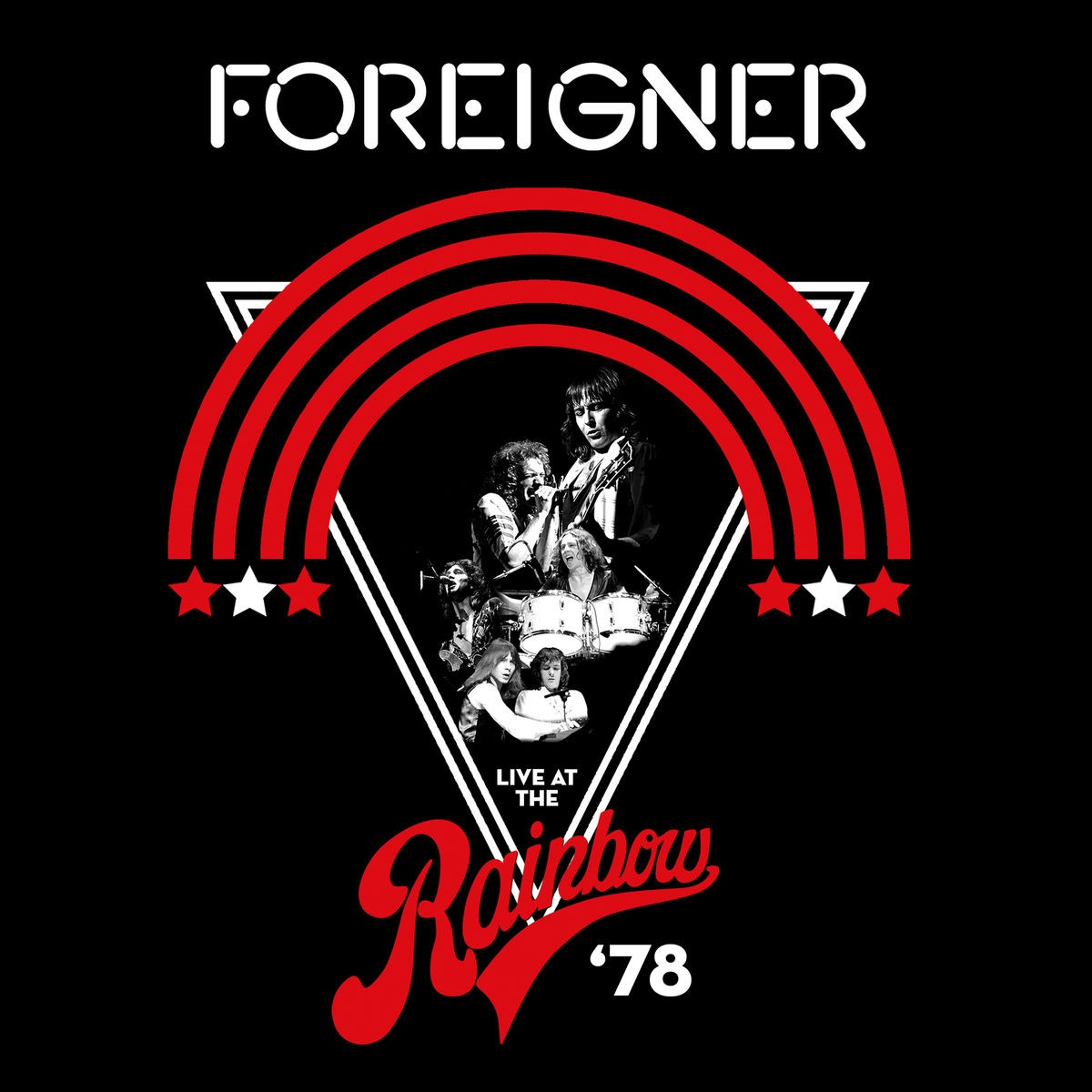 Foreigner - Live at the Rainbow '78 VINYL - 0349785188