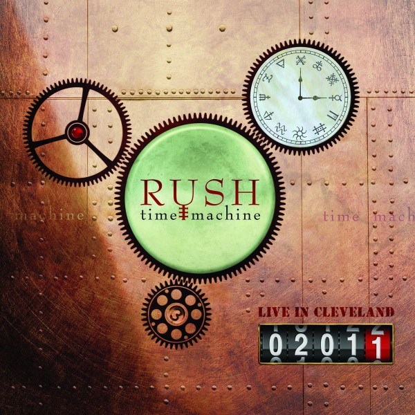 Rush - Time Machine 2011: Live In Cleveland VINYL - 8122793431