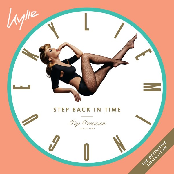 Kylie Minogue - Step Back in Time: The Definitive Collection VINYL - 5053848421