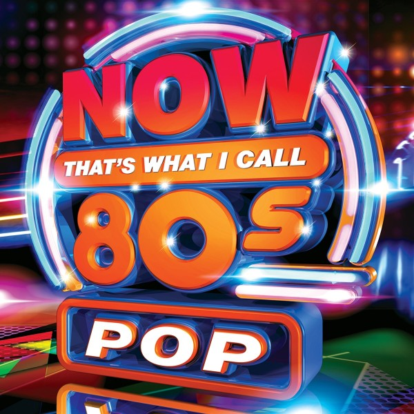 Now That's What I Call 80s Pop CD - 060075388001