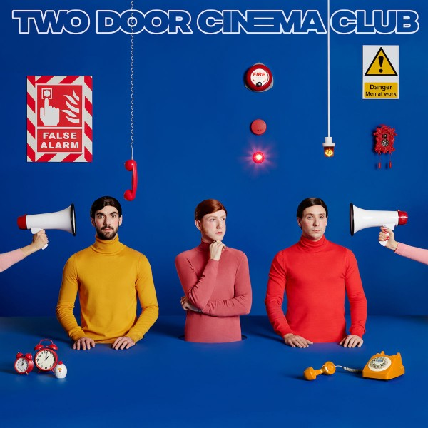 Two Door Cinema Club - False Alarm CD - SLCD 1840