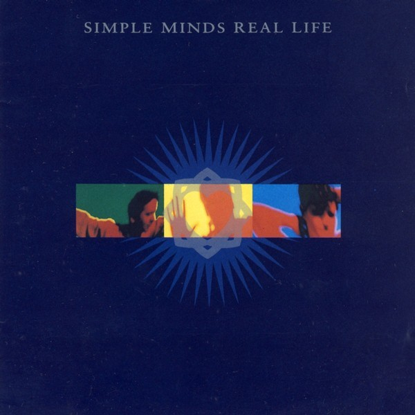 Simple Minds - Real Life CD - CDV 2660