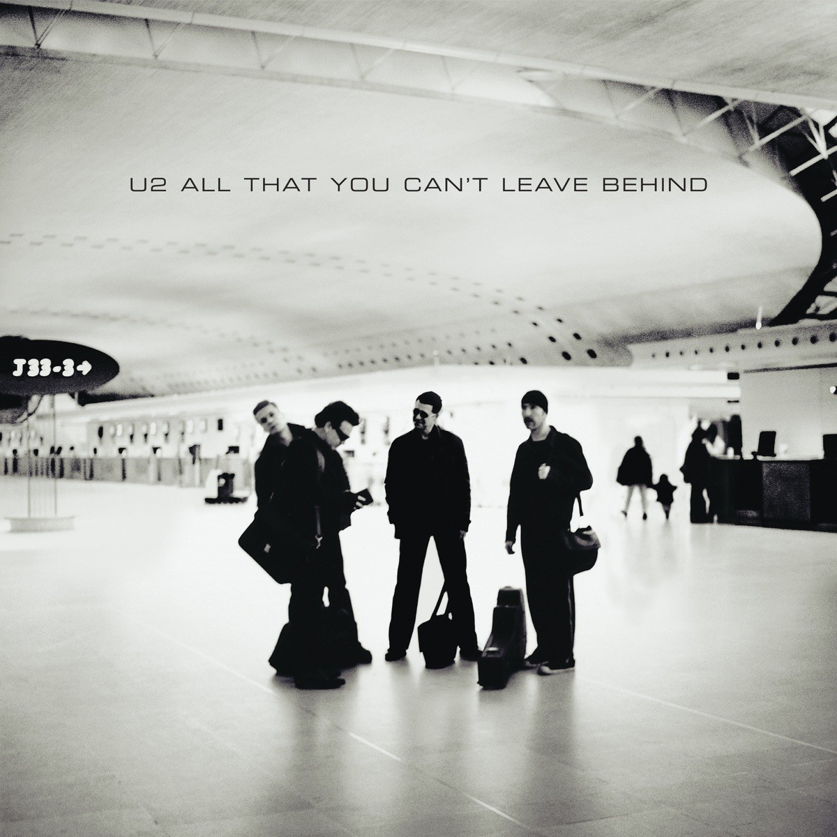 U2 - All That You Can't Leave Behind CD - 3145246532