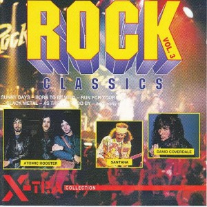 Rock Classics Vol. 3 CD - 47610CD