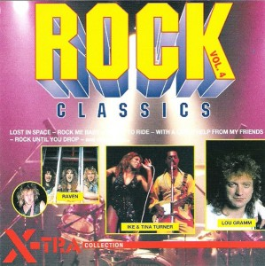 Rock Classics Vol. 4 CD - 47611CD
