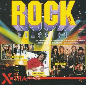 Rock Classics Vol. 1 CD - 47608CD