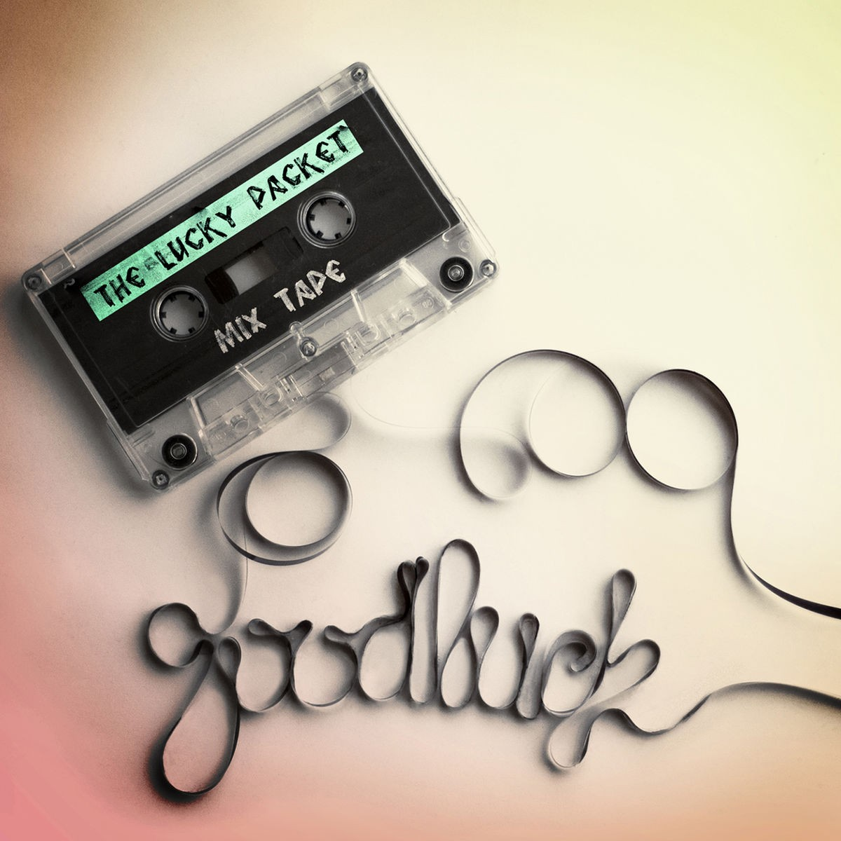 Goodluck - The Lucky Packet Mix Tape CD - CDJUST 566