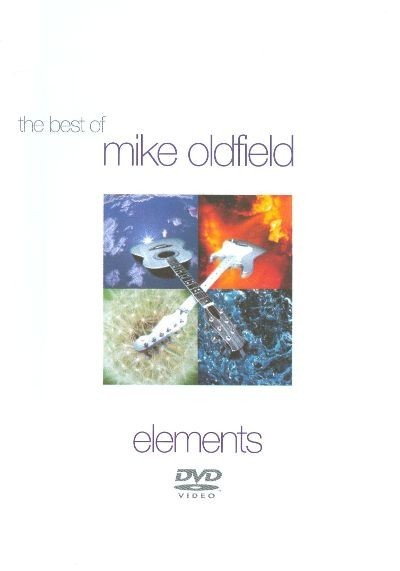 Mike Oldfield - The Best Of: Elements & Tubular Bells DVD+CD - 5099950828395