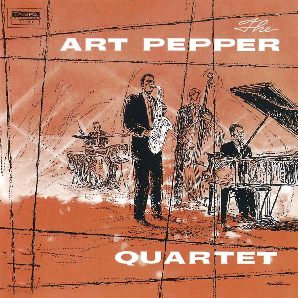 Art Pepper - The Art Pepper Quartet VINYL - 81665101380
