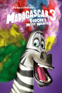 Madagascar 3: Europe's Most Wanted DVD - 118932 DVDF