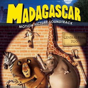 Madagascar (Original Motion Picture Soundtrack) CD - STARCD 6948