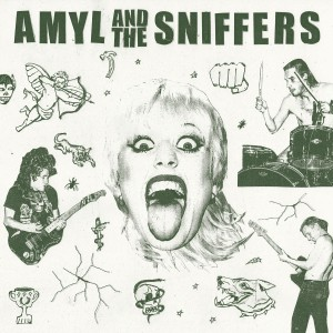 Amyl and The Sniffers - Amyl and The Sniffers VINYL - RT0064LP