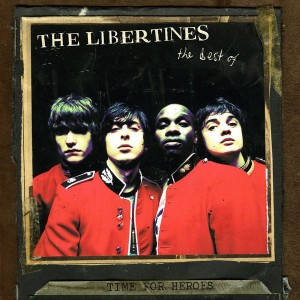 The Libertines - Time for Heroes - The Best of VINYL - RTRADLP421