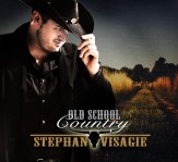 Stephan Visagie - Old School Country CD - SV500