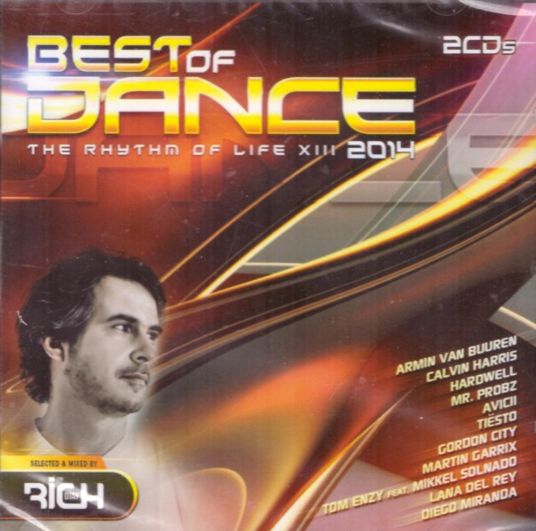 Best Of Dance: The Rhythm Of Life XIII 2014 CD - 11.80.9589