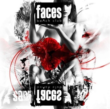 Faces Beach Club CD - 11.80.9007
