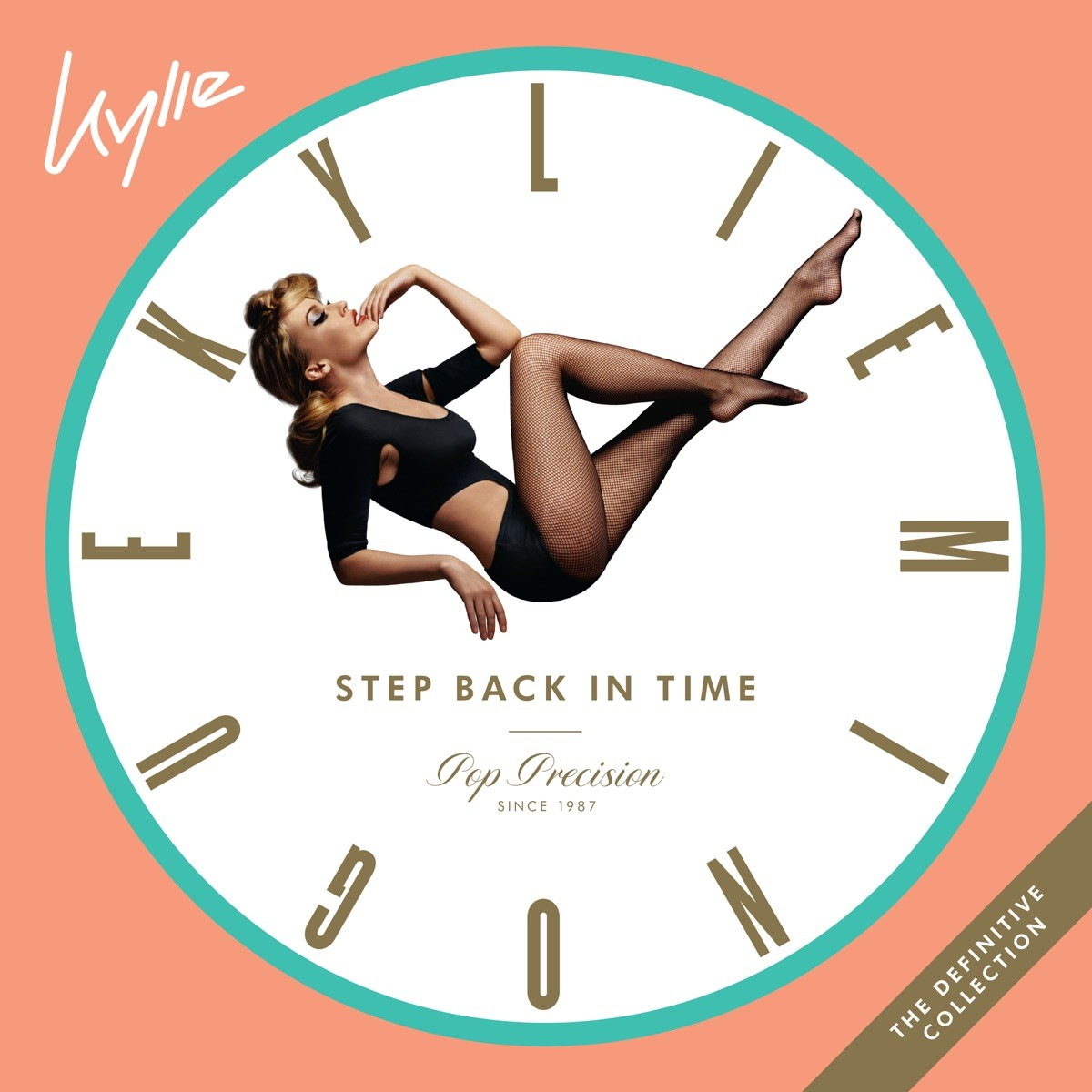 Kylie Minogue - Step Back in Time: The Definitive Collection CD - 5053848415