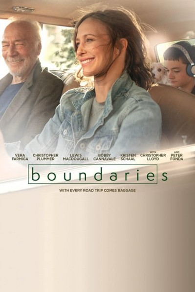 Boundaries DVD - 10229428