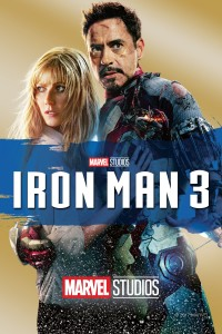Iron Man 3 DVD - 10222651