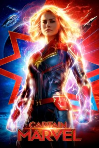 Captain Marvel DVD - 10229710