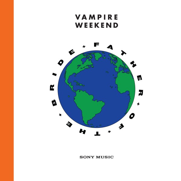 Vampire Weekend - Father of the Bride CD - 19075947362