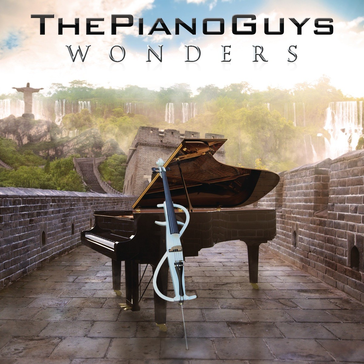 The Piano Guys - Wonders CD - 88843087802