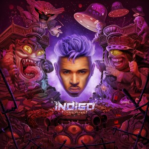 Chris Brown - Indigo CD - CDRCA7563
