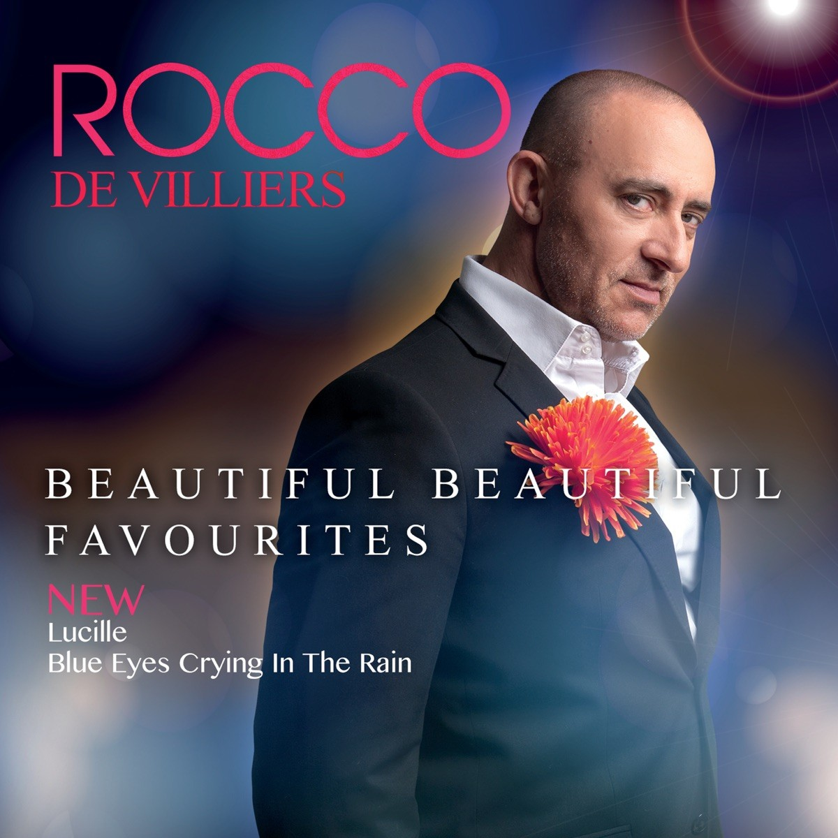 Rocco De Villiers - Beautiful Beautiful Favourites CD - 060257790844