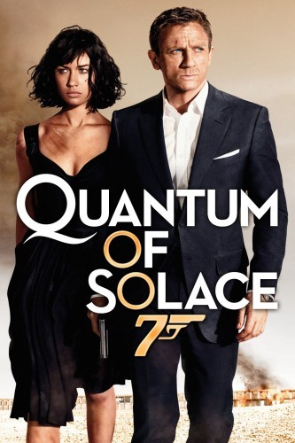 007 James Bond: Quantum of Solace DVD - 39107 DVDM