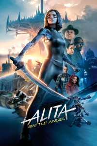 Alita: Battle Angel DVD - 83297 DVDF