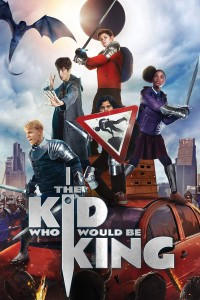The Kid Who Would Be King DVD - 85845 DVDF