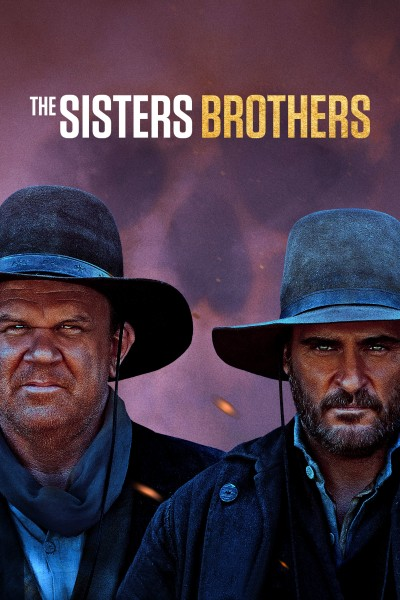The Sisters Brothers DVD - 744007 DVDU