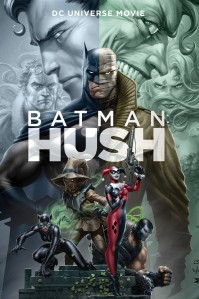 Batman: Hush DVD - Y35099 DVDW