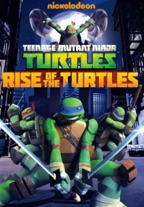 Teenage Mutant Ninja Turtles: Rise of the Turtles DVD - EU148761 DVDP