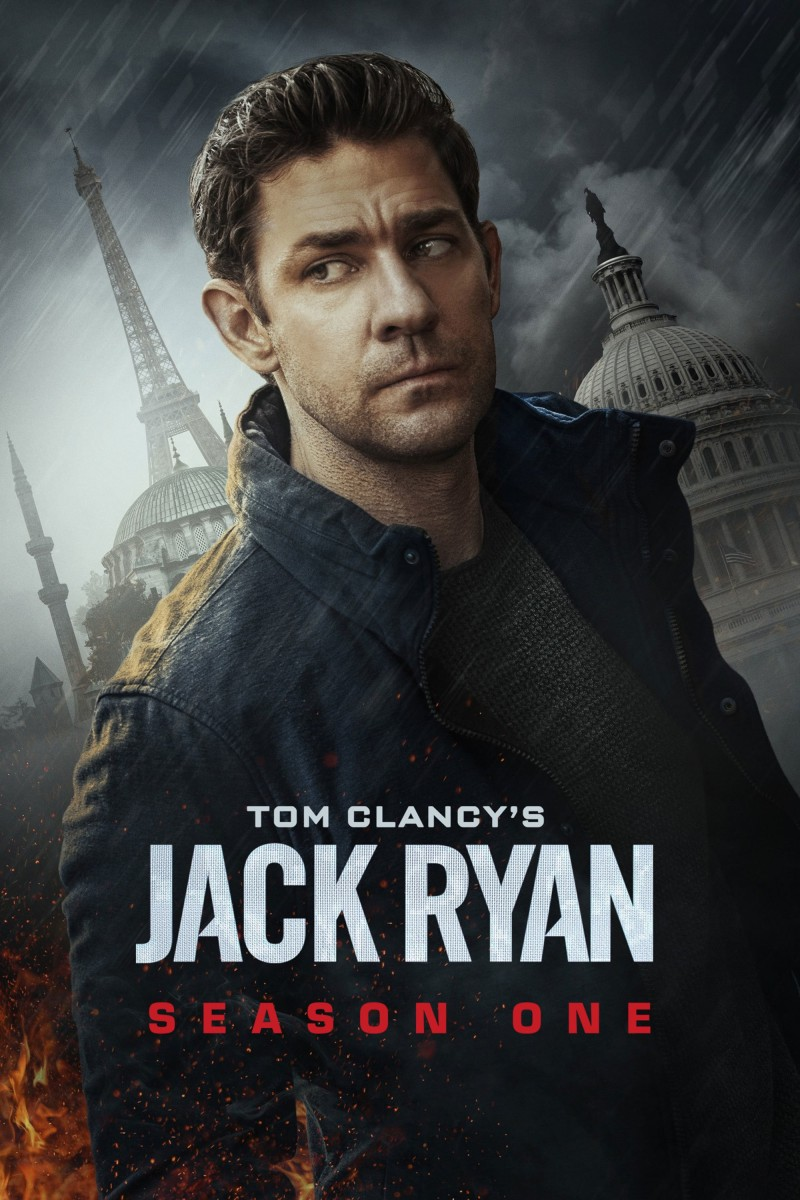 Tom Clancy's  Jack Ryan: Season 1 DVD - ES146607 DVDP