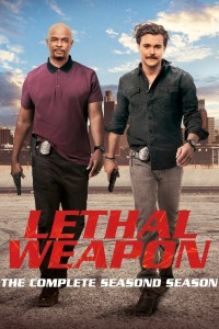 Lethal Weapon: Season 2 DVD - Y34947 DVDW