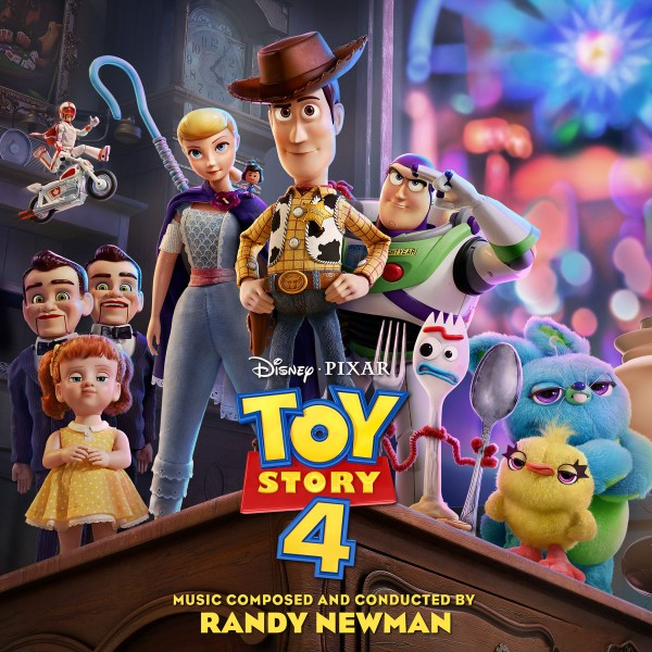 Randy Newman - Toy Story 4 (Original Motion Picture Soundtrack) CD - 005008741780