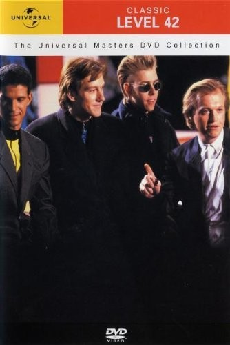 Level 42 - Classic - The Universal Masters DVD Collection DVD - 06024 9826069