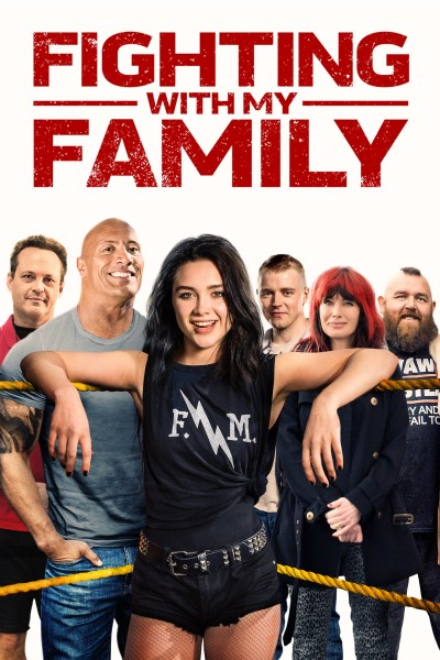 Fighting with My Family DVD - 04327 DVDI